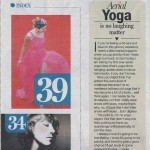 Weekend news about Zen Aerial Yoga